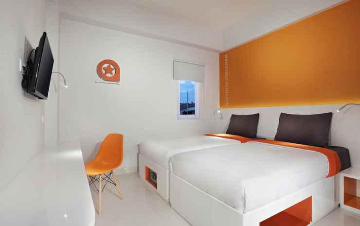 Starlet Hotel Serpong Tangerang Selatan - Deluxe Twin Room