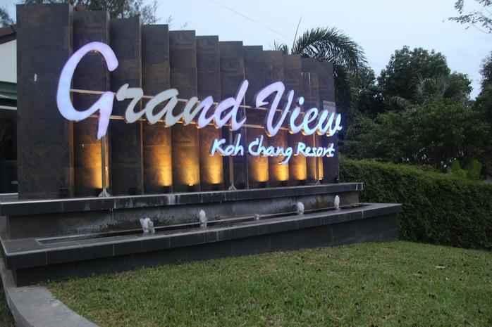 EXTERIOR_BUILDING Koh Chang Grandview Resort