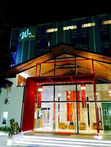 EXTERIOR_BUILDING We Briza Hotel Chiangmai