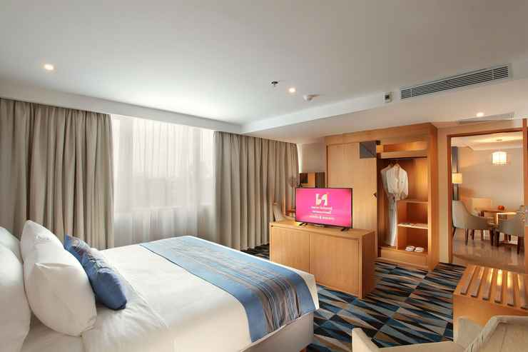 BEDROOM Swiss-Belhotel Pondok Indah
