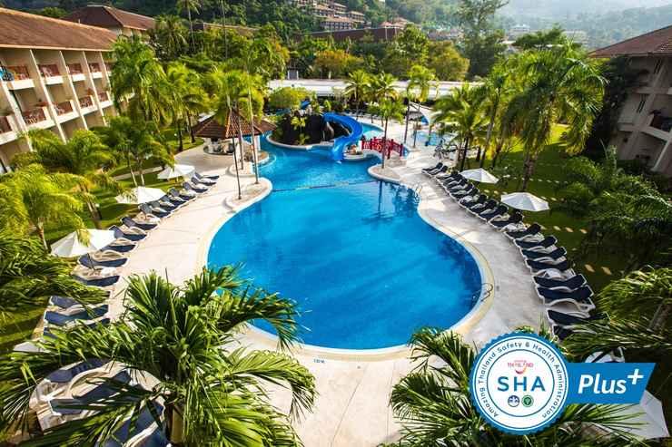 SWIMMING_POOL Centara Karon Resort Phuket (SHA Plus+)