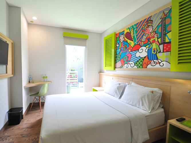 BEDROOM MaxOneHotels.com @ Kramat - Jakarta