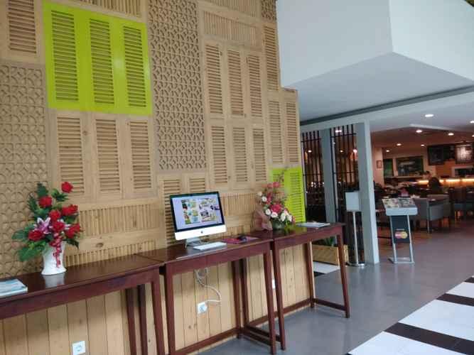 LOBBY MaxOneHotels.com @ Kramat - Jakarta