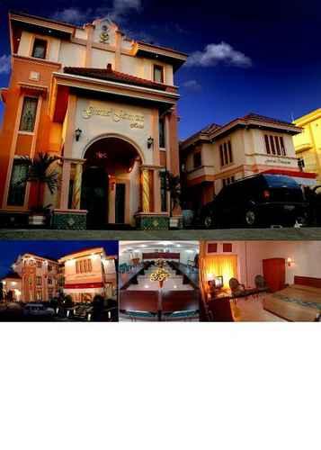 EXTERIOR_BUILDING Grand Jamrud 1 Hotel