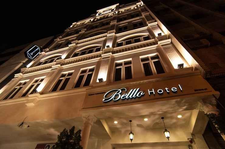 EXTERIOR_BUILDING Belllo Hotel JB Central