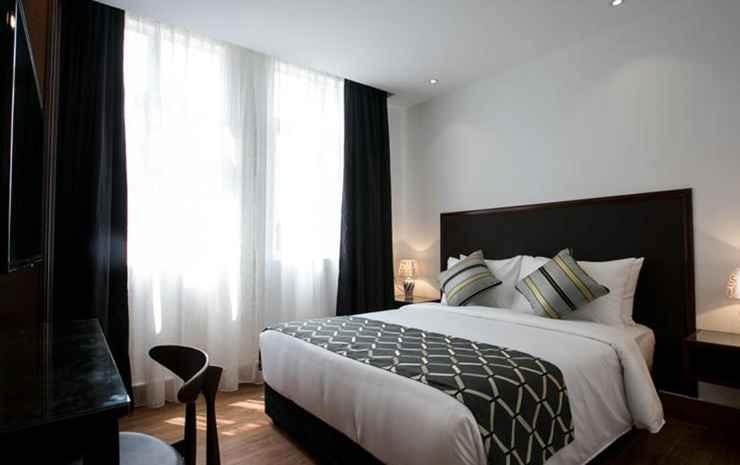 Belllo Hotel JB Central Johor - Deluxe Queen Room