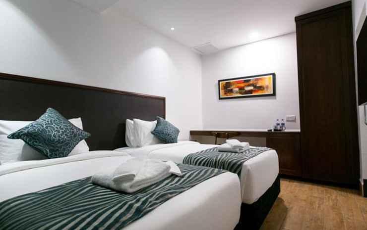Belllo Hotel JB Central Johor - Premier Queen or Twin Room