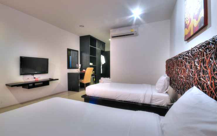 BS Premier Airport Bangkok - Premier Poolview + Transfer With Breakfast
