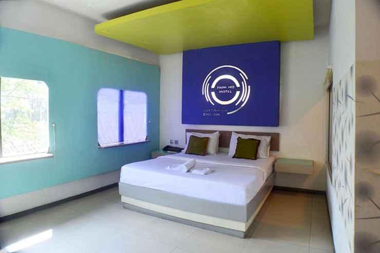 BEDROOM Papaho Hotel