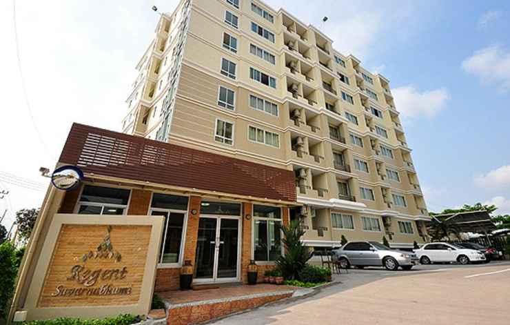 EXTERIOR_BUILDING Regent Suvarnabhumi Hotel