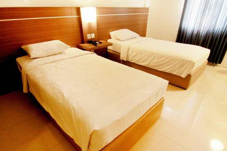 BEDROOM Alzara Hotel Syariah