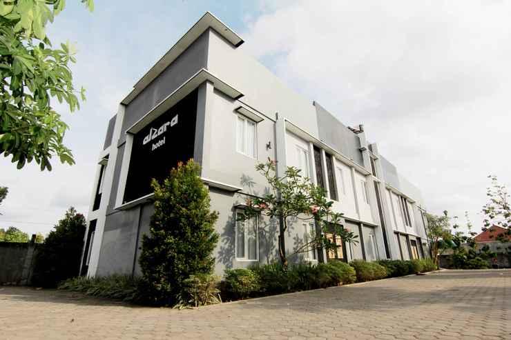 EXTERIOR_BUILDING Alzara Hotel Syariah
