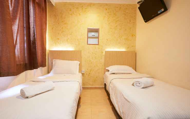 Fast Hotel Setapak Kuala Lumpur - Standard Twin - Room Only FC