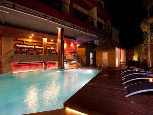 SWIMMING_POOL De Coze Hotel