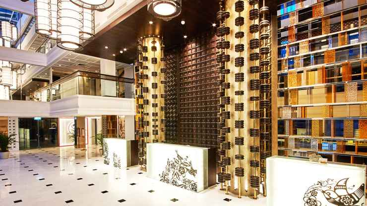 LOBBY Link Hotel Singapore