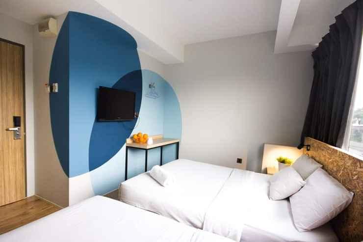 BEDROOM i-Hotel Kuala Lumpur