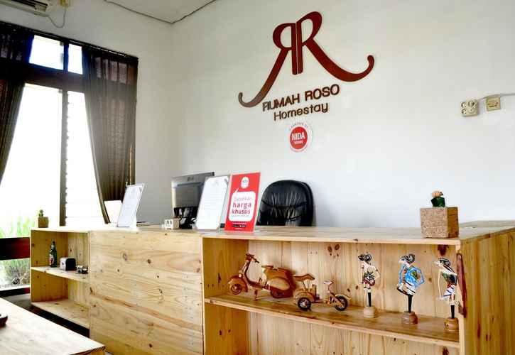 LOBBY Rumah Roso Homestay