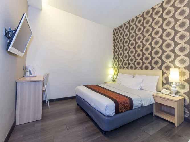 BEDROOM i-Hotel Johor Bahru
