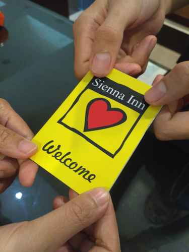 LOBBY Sienna Inn