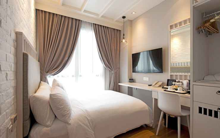 Hotel NuVe Heritage Singapore - Quaint Queen Room (free breakfast for SingapoRediscovers Vouchers Bookers)