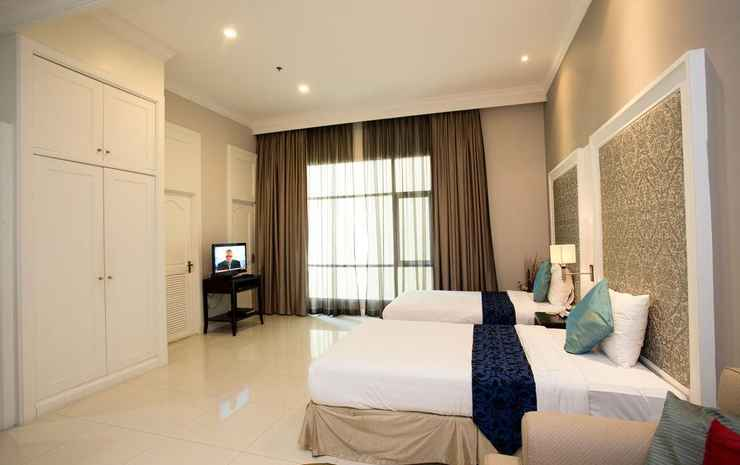 Hope Land Hotel Sukhumvit 46/1 Bangkok - Deluxe Double with Breakfast