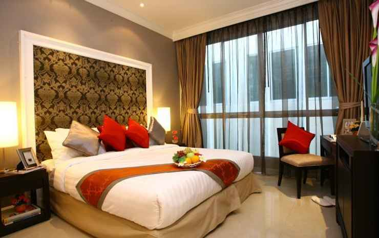 Hope Land Hotel Sukhumvit 46/1 Bangkok - Standard Twin Room Only