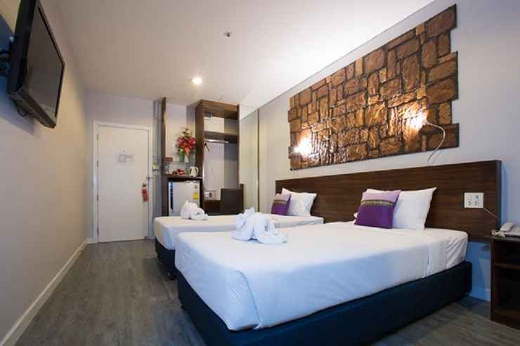 BEDROOM Metro Resort Pratunam
