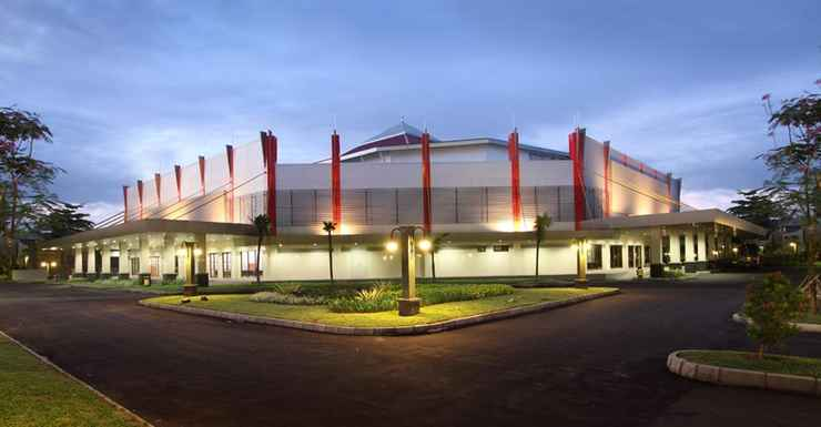 EXTERIOR_BUILDING Hotel Sutan Raja Manado