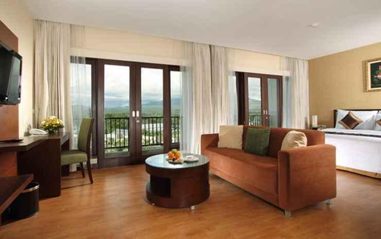 Hotel Sutan Raja Manado Minahasa Utara - Deluxe King Room