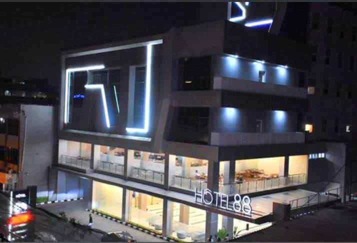 EXTERIOR_BUILDING Hotel 88 Tendean Jakarta