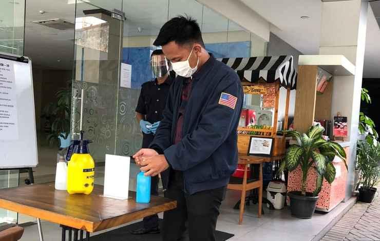 HYGIENE_FACILITY Hotel 88 Tendean Jakarta