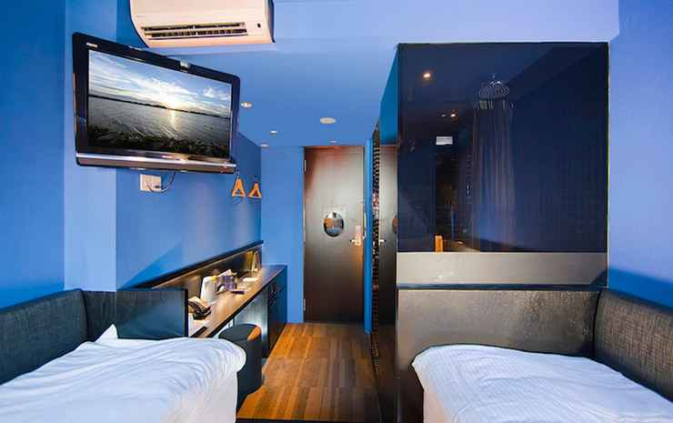 Porcelain Hotel by JL Asia Singapore - Superior Twin Room