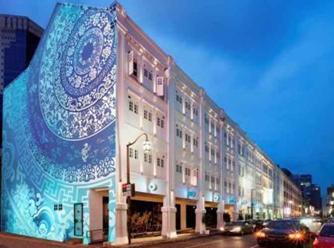 EXTERIOR_BUILDING Porcelain Hotel by JL Asia