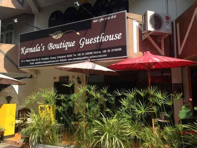 EXTERIOR_BUILDING Kamala's Boutique Guesthouse