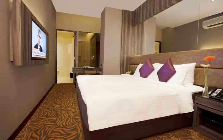 Aqueen Hotel Paya Lebar (SG Clean, Staycation Approved) Singapore - Premier Double Room