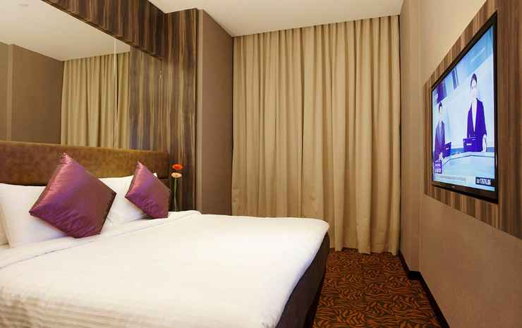 Aqueen Hotel Paya Lebar (SG Clean, Staycation Approved) Singapore - Deluxe Double or Twin Room
