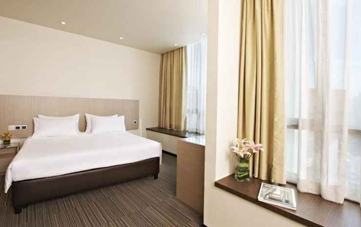 Aqueen Hotel Lavender (SG Clean, Staycation Approved) Singapore - Deluxe Double Room