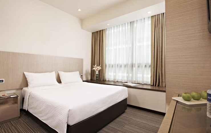 Aqueen Hotel Lavender (SG Clean, Staycation Approved) Singapore - Standard Double Room