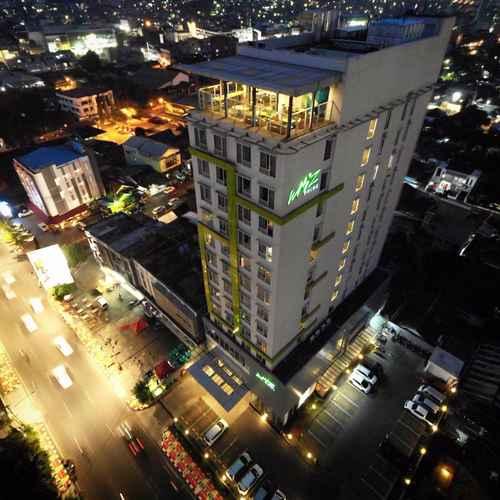 EXTERIOR_BUILDING Whiz Prime Hotel Ahmad Yani Lampung