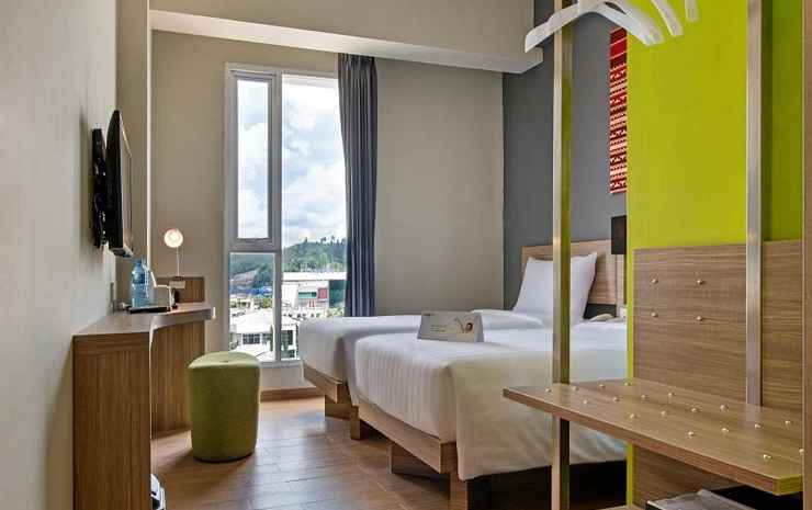 Whiz Prime Hotel Ahmad Yani Lampung Bandar Lampung - Superior Twin Room