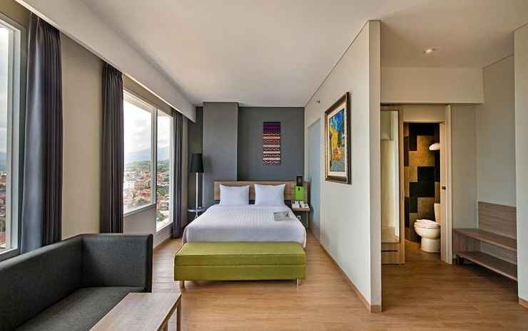 Whiz Prime Hotel Ahmad Yani Lampung Bandar Lampung - Deluxe Room