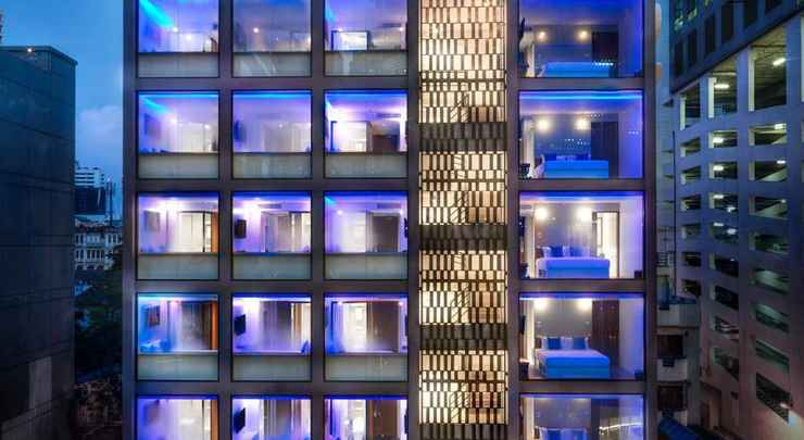 EXTERIOR_BUILDING เอส บ็อกซ์ สุขุมวิท