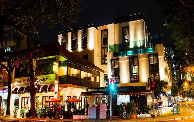 Nostalgia Hotel Singapore - Mystery Room