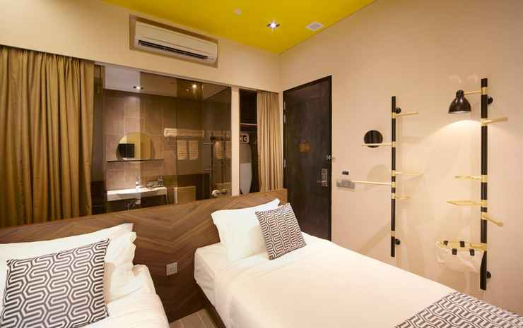 Hotel YAN (SG Clean, Staycation Approved) Singapore - Kamar Twin Deluks