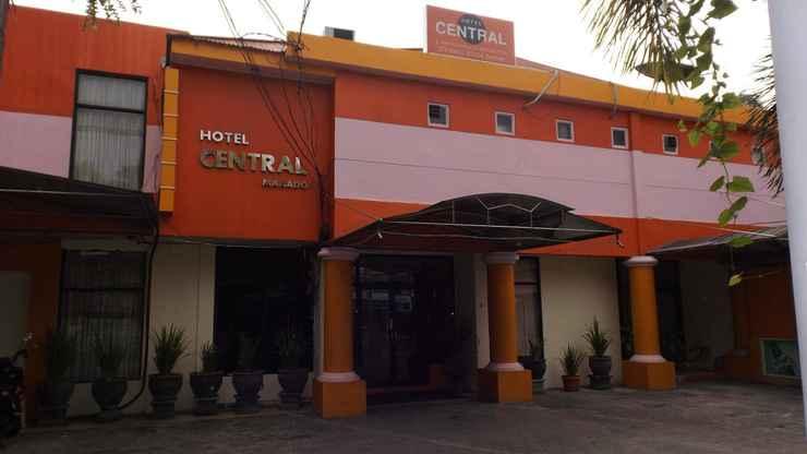 EXTERIOR_BUILDING Central Hotel Manado