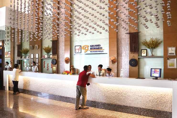 LOBBY Grand Borneo Hotel