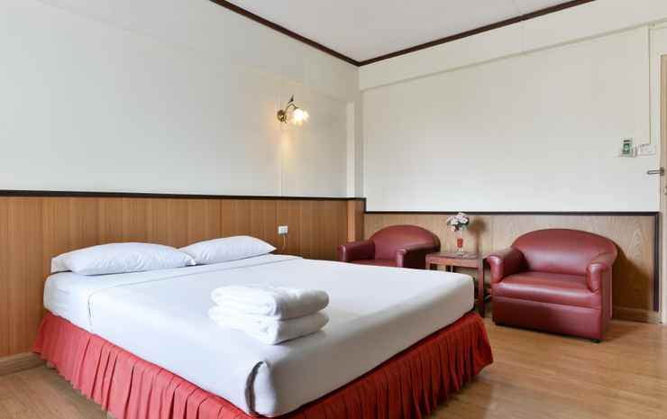 Nice Palace Hotel Bangkok - Standard Single or Double Room (Special deal Early check-in 07:00 AM , Late check-out 12:30 PM)