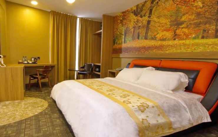 Hotel Shiki by Holmes Hotel Johor - Deluxe Suite