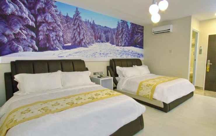 Hotel Shiki by Holmes Hotel Johor - Family Room