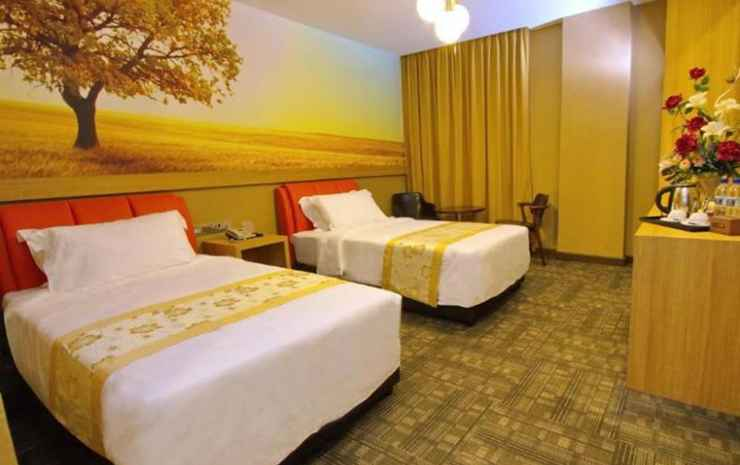Hotel Shiki by Holmes Hotel Johor - Deluxe Twin Room